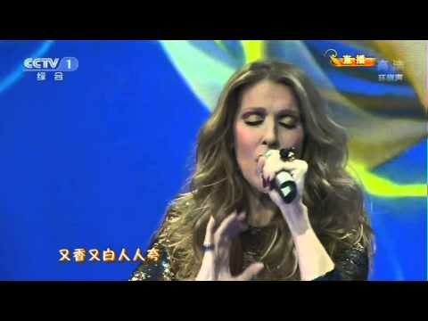 Celine Dion headlined last year's Spring Festival Show