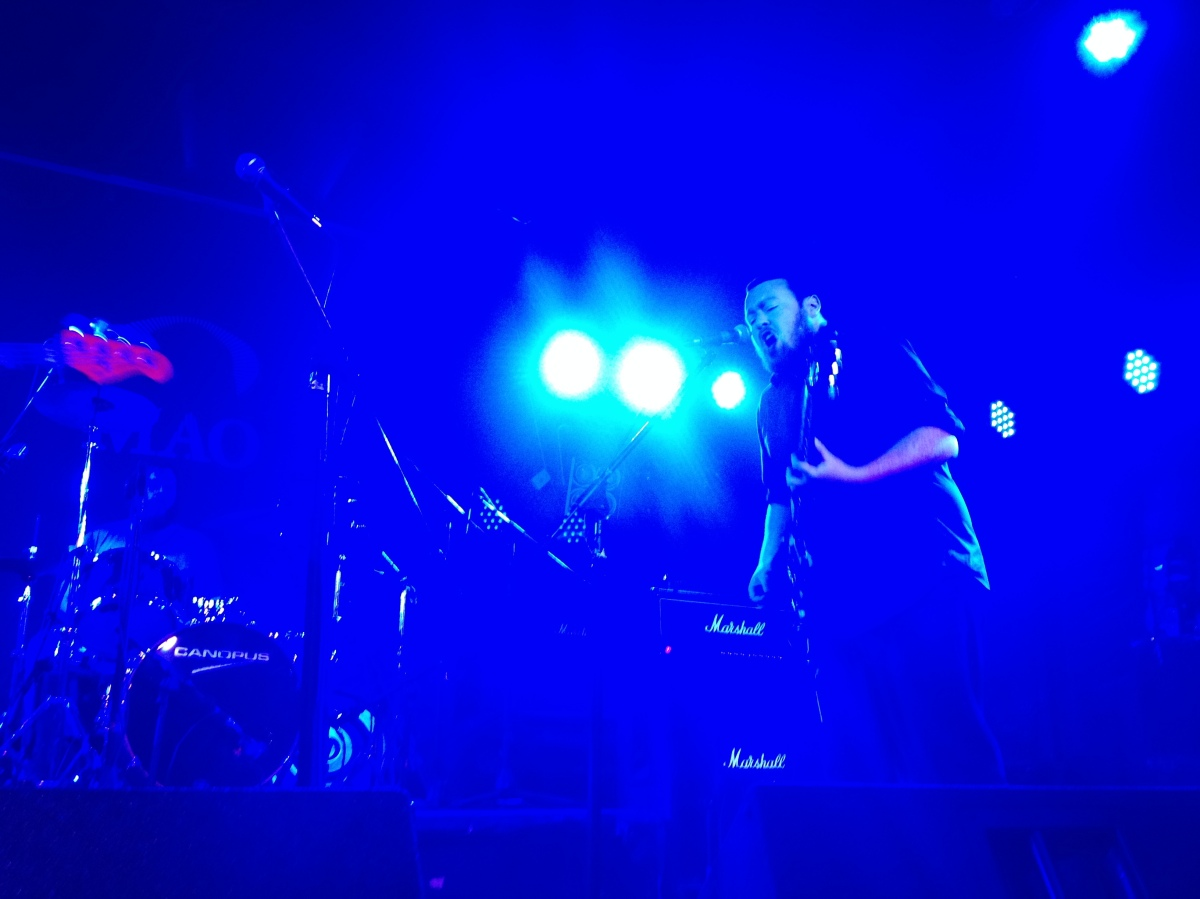 Tightly Wound at Mao Livehouse