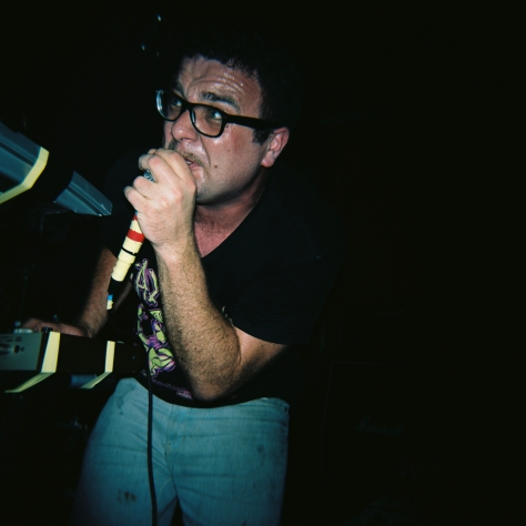 Disasteradio on stage