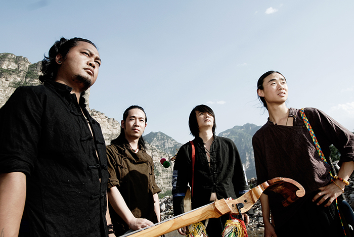 Mountain men. Photo from World Music.
