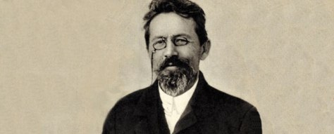 Anton Chekhov. The grandmaster of medicine and writing.