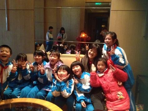 Spot the Kiwese. Beijing, 2013.