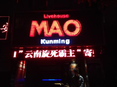 MAO Kunming