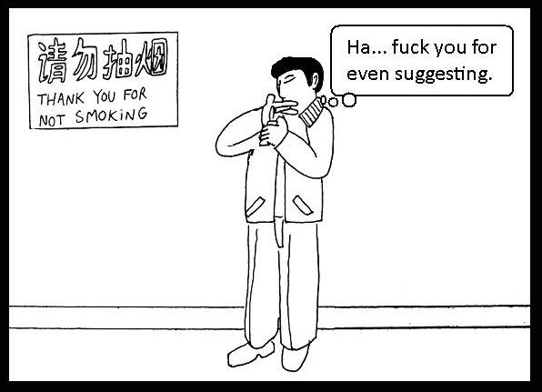 Image from Laowai Comics.
