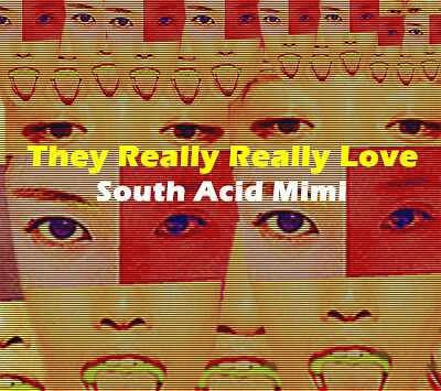 Image from South Acid MiMi's Douban.