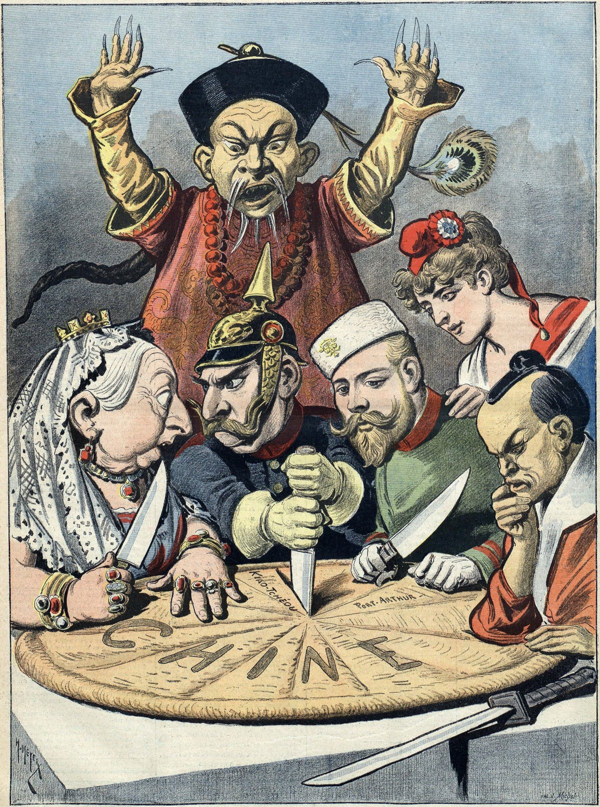 "By Henri Meyer - An illustration from supplement to ""Le Petit Journal"", 16th January 1898. This reproduction from Bibliothèque nationale de France, Public Domain, https://commons.wikimedia.org/w/index.php?curid=62229"