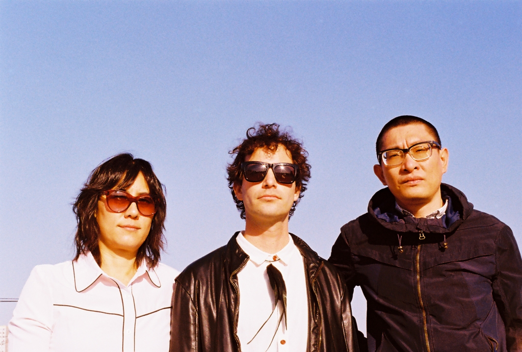 Pauline Mu, Jonathan Zeitlin and Yang Haisong.