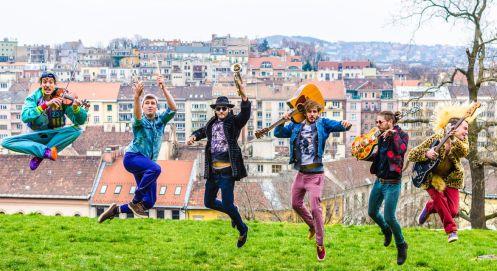 Bohemian Betyars(匈牙利)